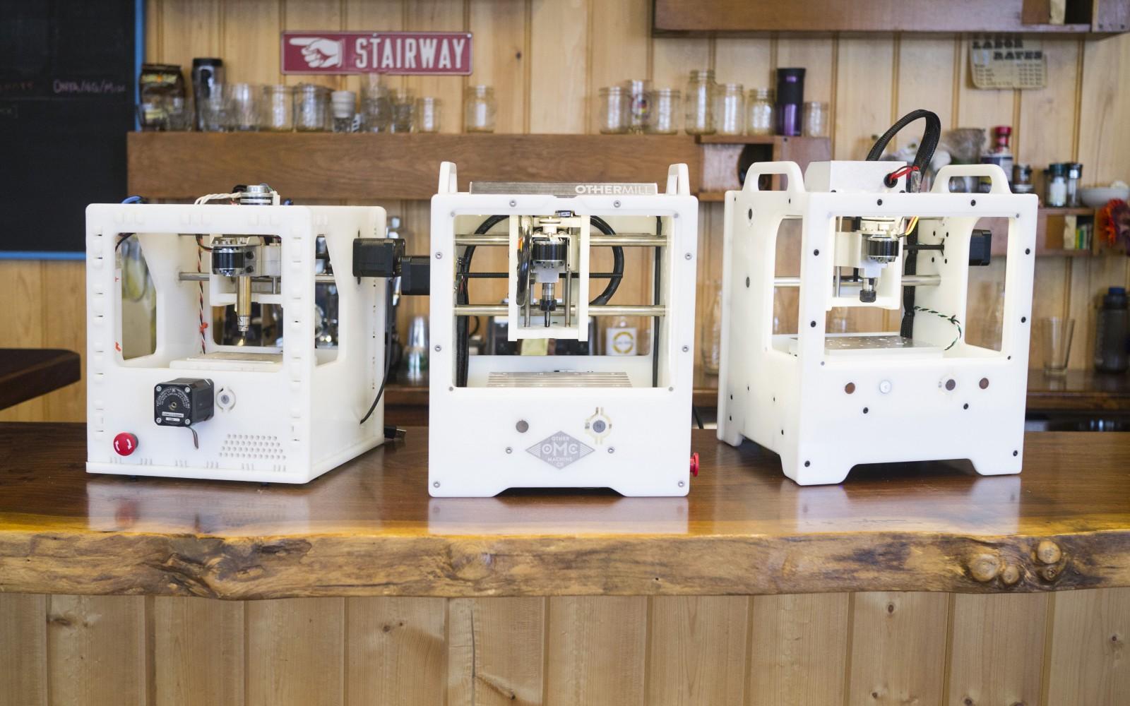 Three Generations of Machines.